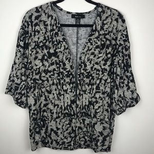 Style & Co 3 quarter bell sleeve cardigan